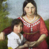Historical Motherhood Series: Pocahontas
