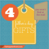 4 Father's Day Gifts You Won't Find At The Mall