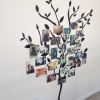 My Happiest Place: A Family Tree Wall