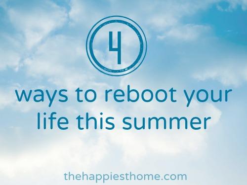 mid-summer life reboot