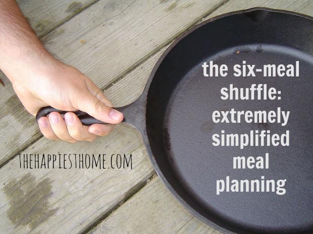 six meal shuffle