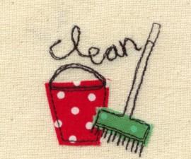 clean, housework
