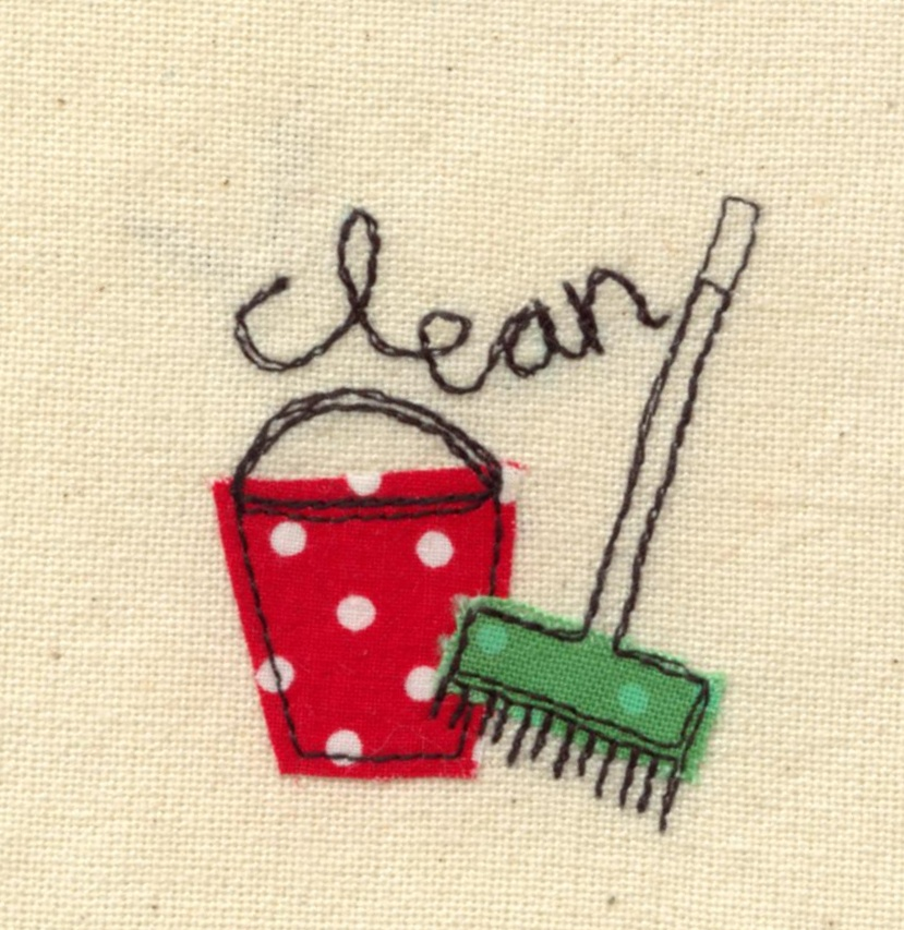 clean, housework