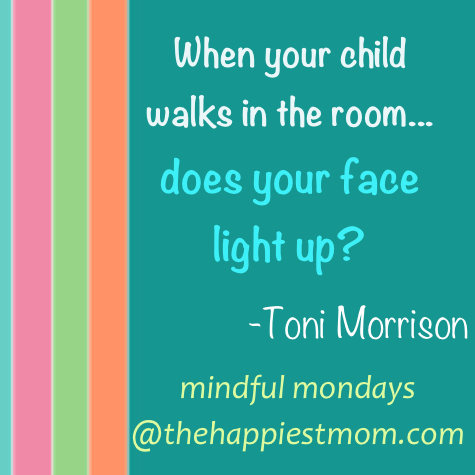 Mindful monday light up with warm greetings the happiest home whew m4hsunfo