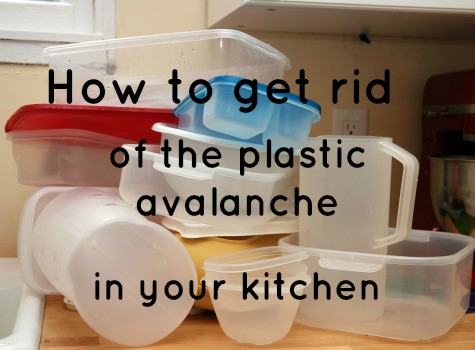 Some ideas on reducing plastic in the kitchen... - The Happiest Home