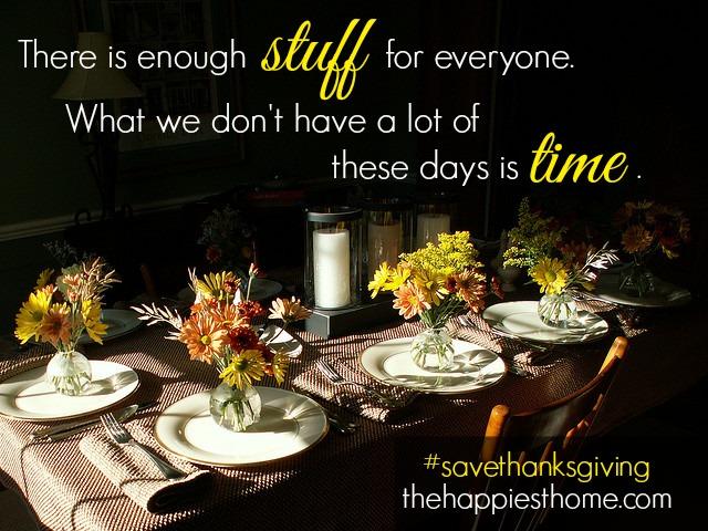 save thanksgiving