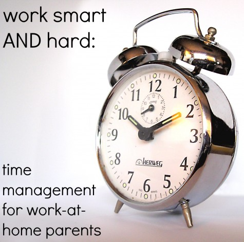 Work at home parents