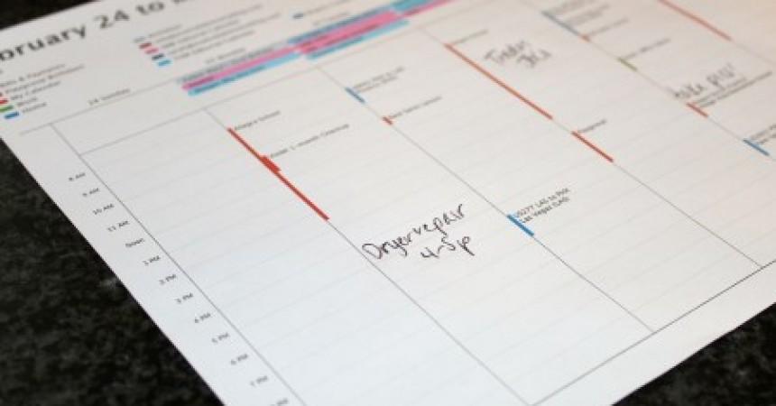 calendar, organization, moms