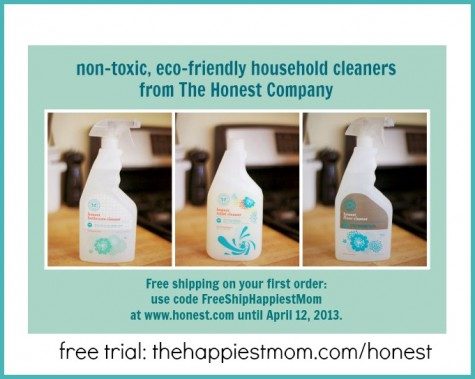 The Honest Company Free Trial Plus Free Shipping Offer On