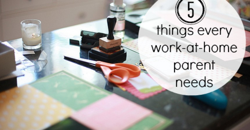 5 things every WAHP needs