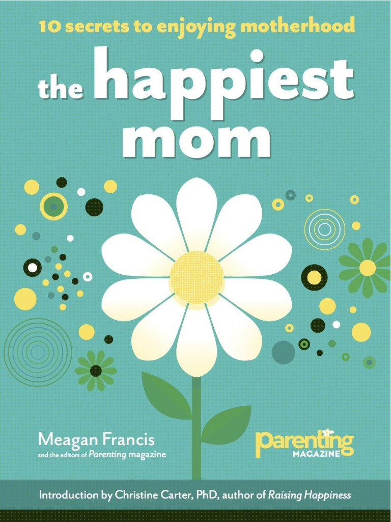 The Happiest Mom Cover