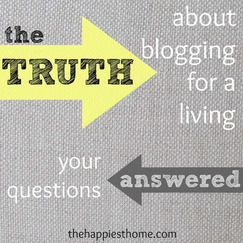 the truth about blogging for a living, so you want to be a pro blogger