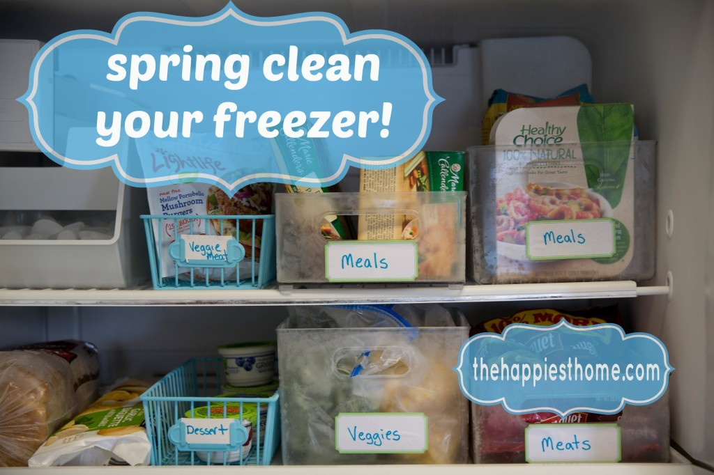 VIDEO: Organize your freezer in time for the summer harvest!