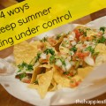 keeping summer snacking under control