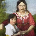 pocahontas, historical motherhood