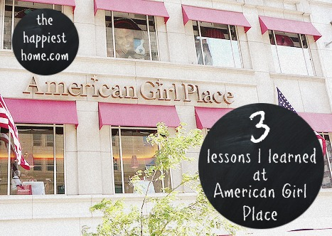 American Girl Place, Chicago