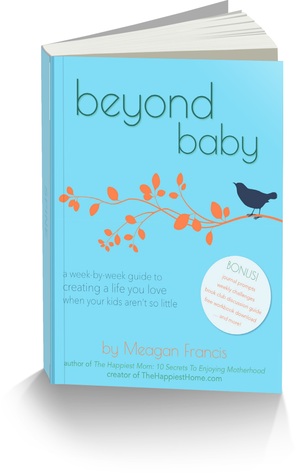 Beyond Baby by Meagan Francis