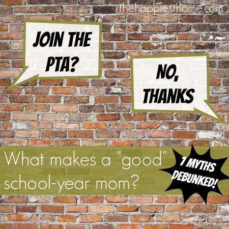 good school year mom