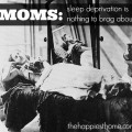sleep, sleep deprivation, moms