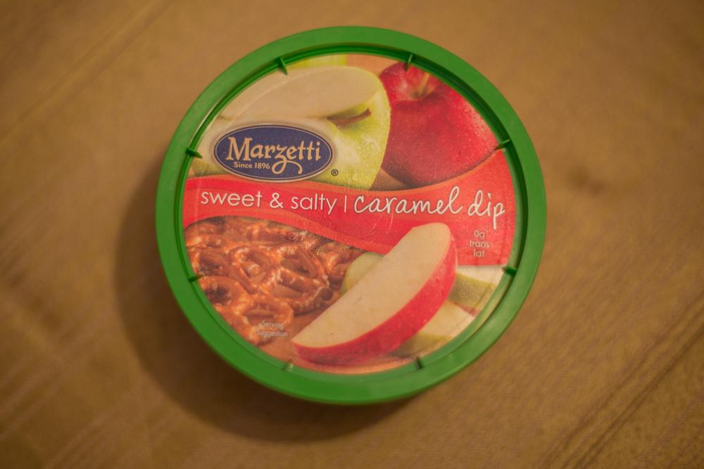 Marzetti Sweet & Salty Caramel Dip