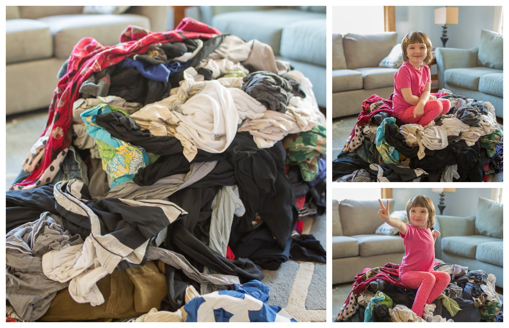 My super-simple strategy for organizing hand-me-downs ...