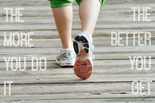 practice, fitness, motherhood