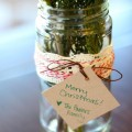 DIY Holiday Centerpiece Hostess Gift6