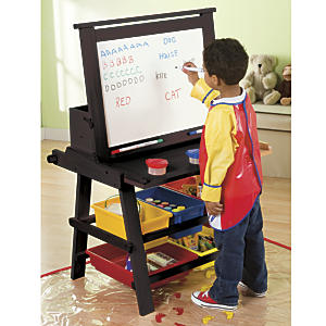 Ordinaire The Easel Is Sturdy, Versatile, And Roomy, Offering Plenty Of Storage Space  For All Her Supplies. It Includes A Paper Roll (perfect For Her  Larger Scale ...
