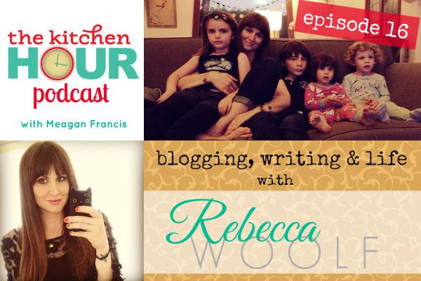 Rebecca Woolf, Girl's Gone Child