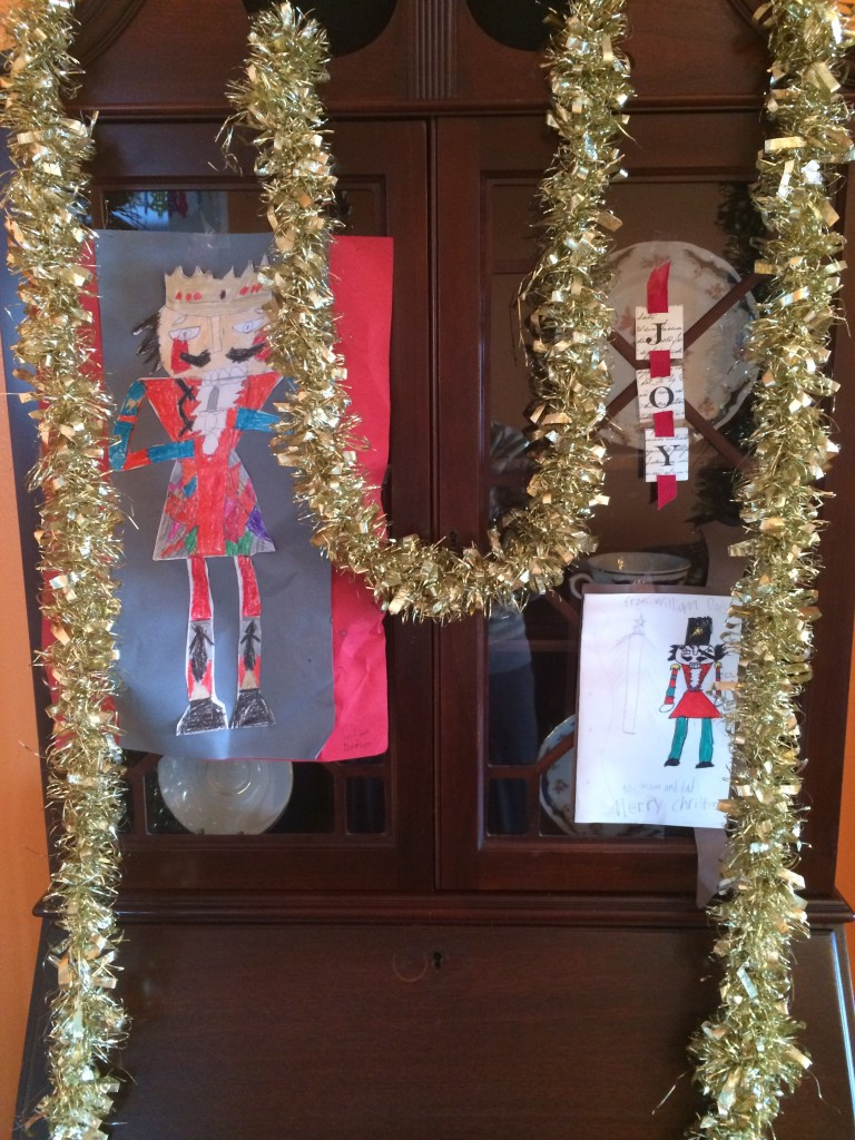 nutcracker drawings