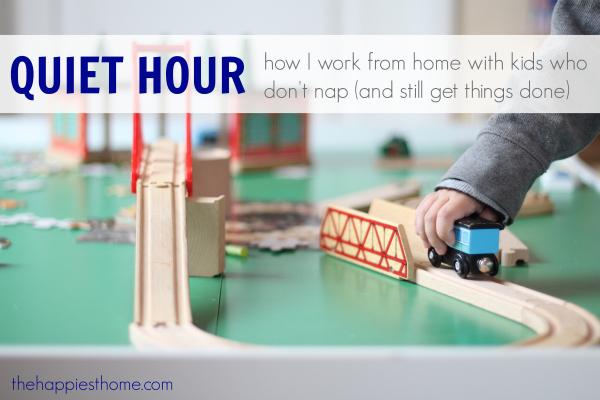 quiet time, preschoolers, independent play
