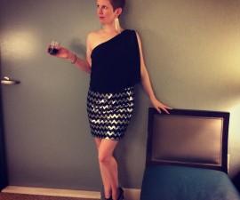 Meagan Francis, Las Vegas, CES, 2014