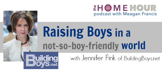 raising boys, Jennifer Fink