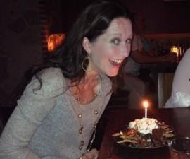 Sarah turns 34