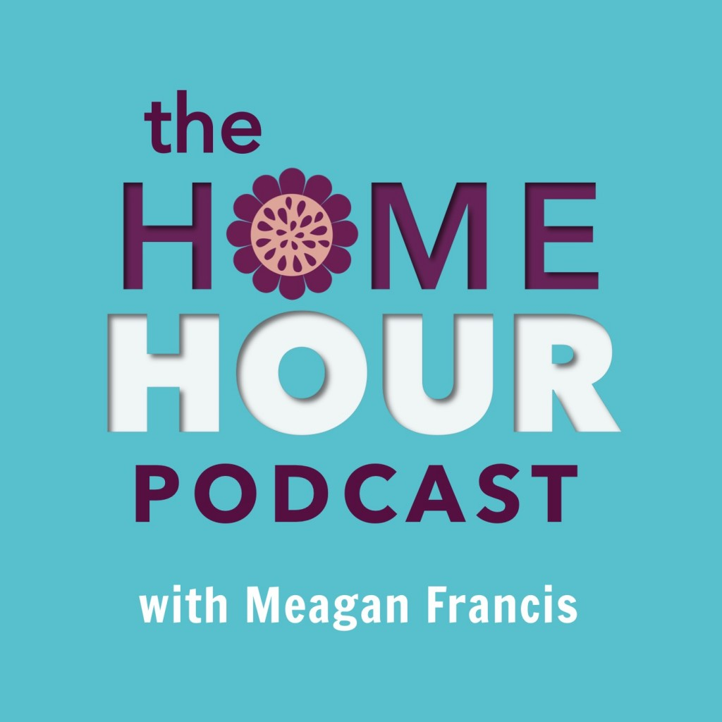 Podcast Square Blue - home hour large