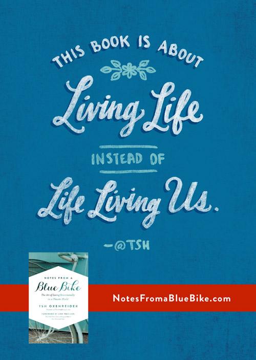 living life tsh
