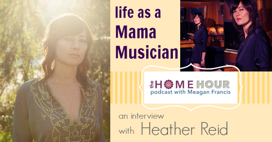 Heather Reid Podcast Interview