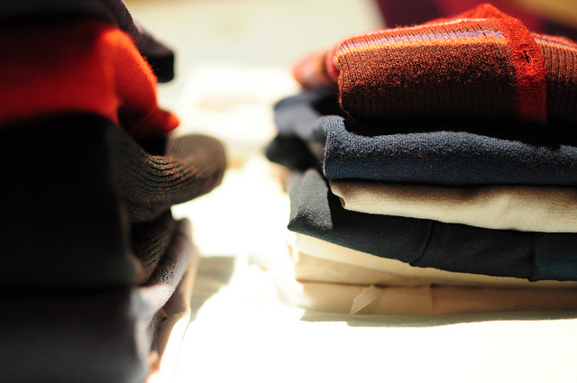 On love, laundry, and finding satisfaction in the work of nurturing