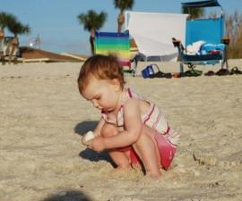 Clara Beach Baby