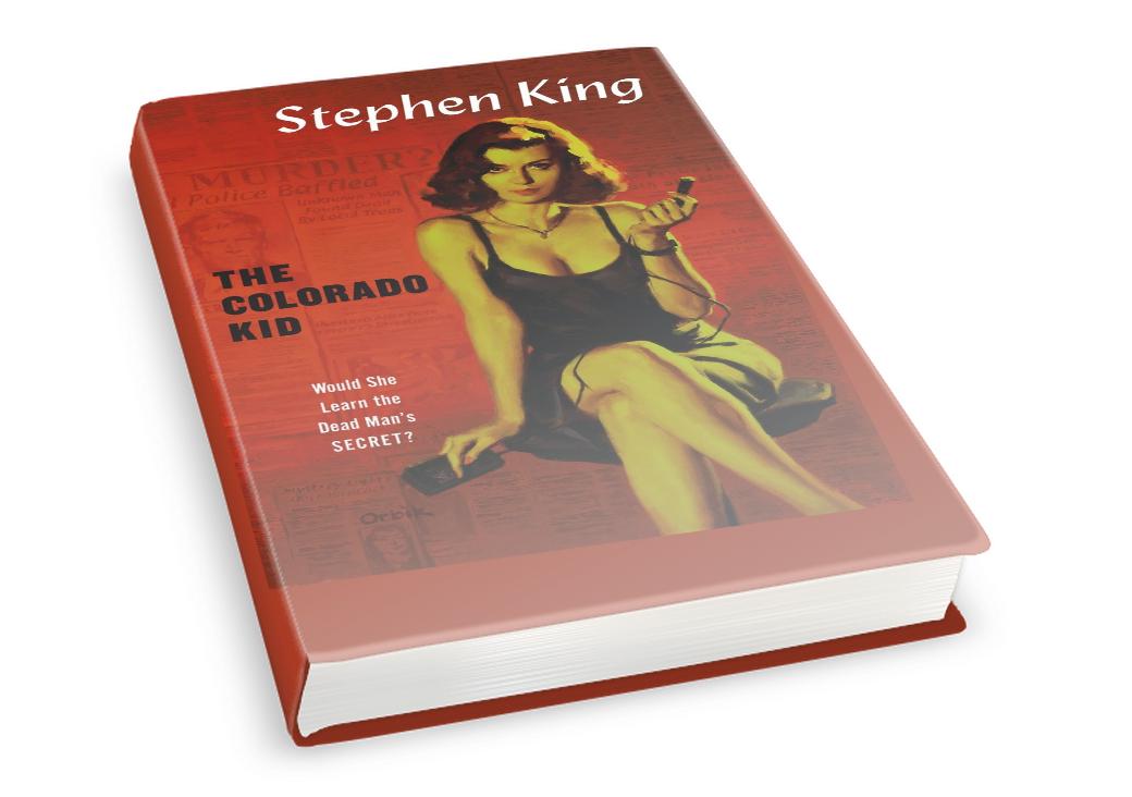 Stephen King, novel, Colorado Kid