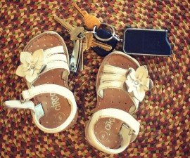 Toddler Shoes and Car Keys.jpg
