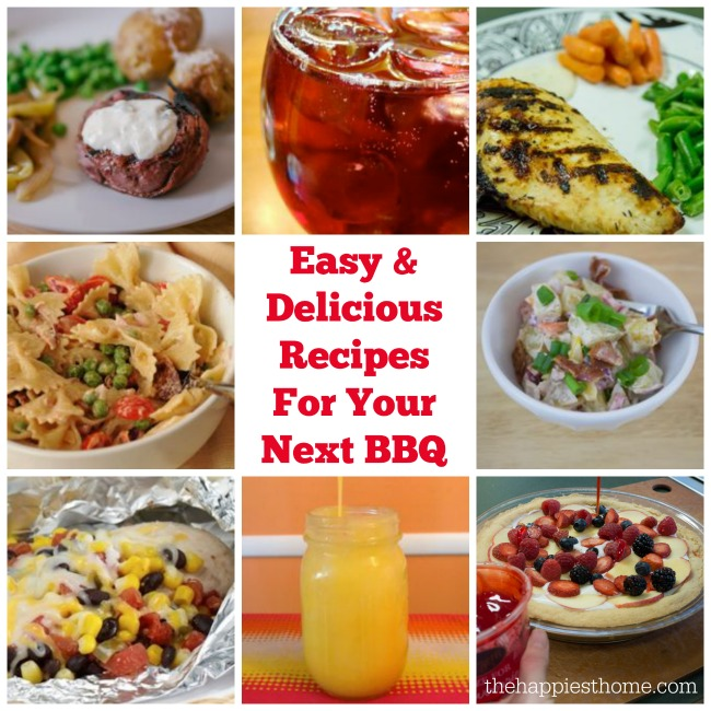 Easy BBQ Recipes