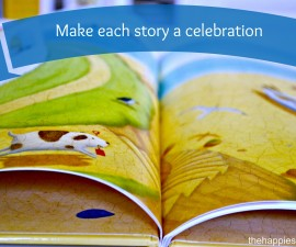 make each story a celebration