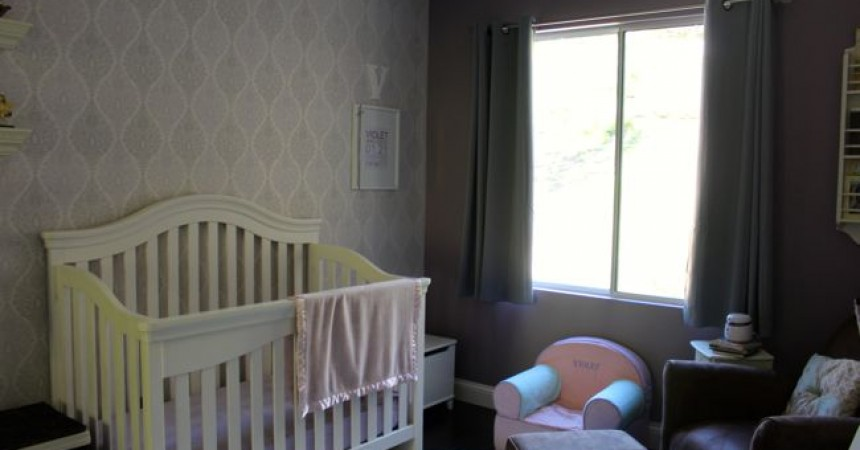 Nursery Decorating Tips From A Mom Who\'s Been There