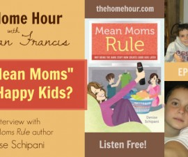 Mean Moms Rule Denise Schipani Interview