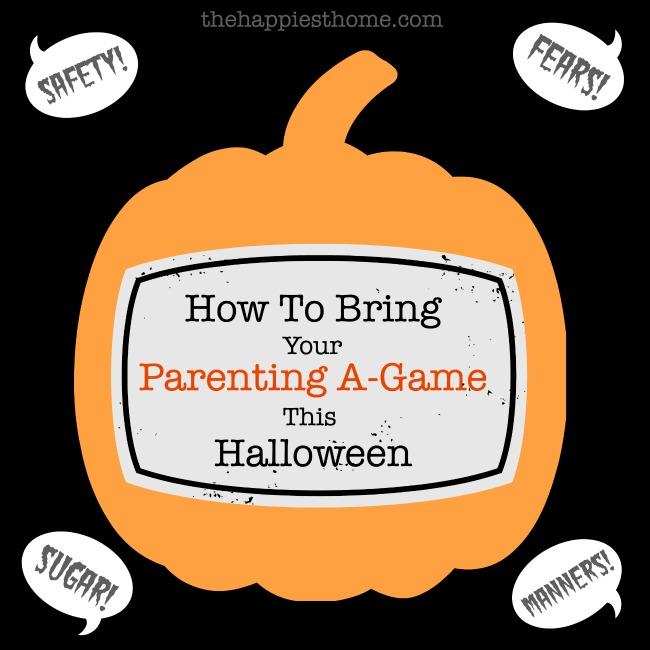 Parenting at Halloween