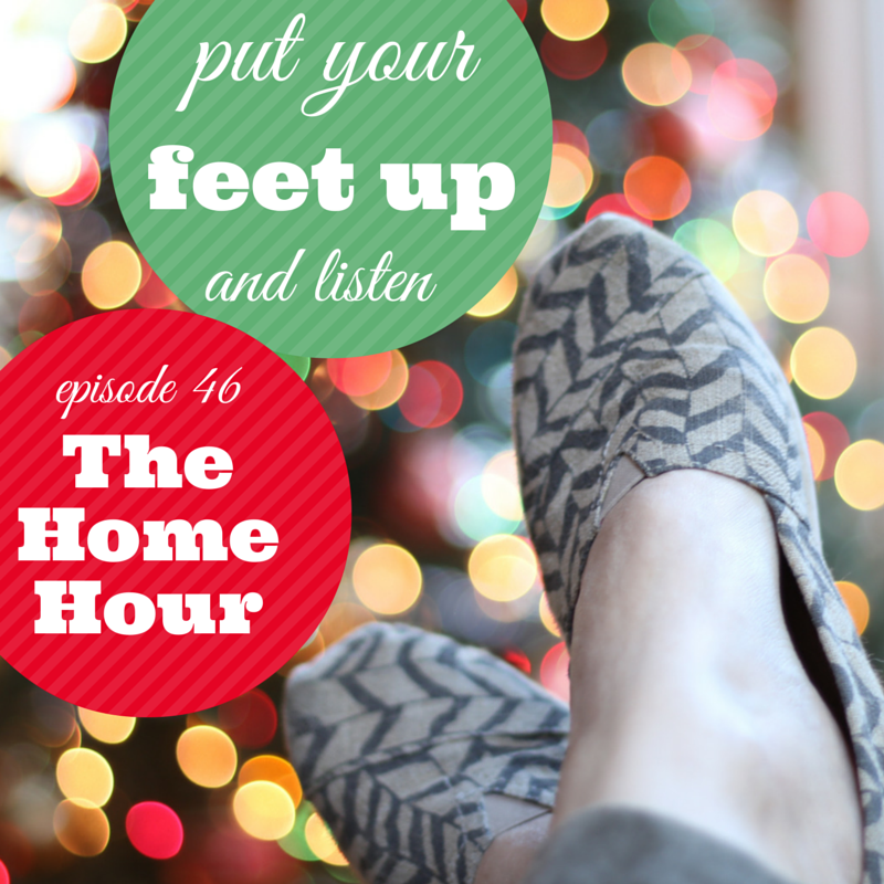 The Home Hour, podcast, Christmas